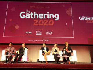 The Gathering event with Nicola Sturgeon, SallyAnn Kelly and others